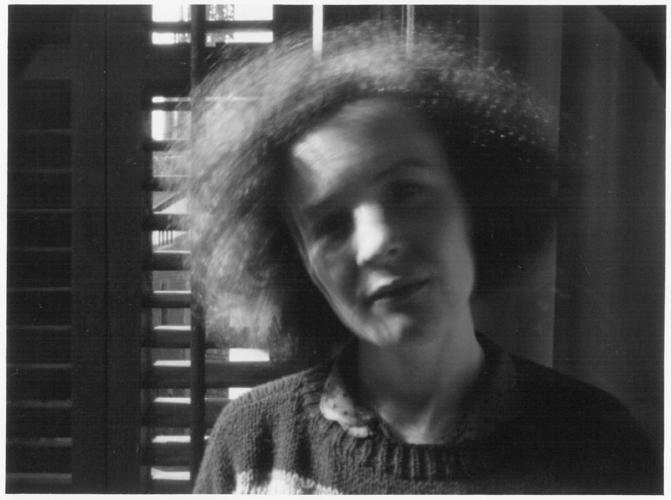Françoise. Barcelona 1988