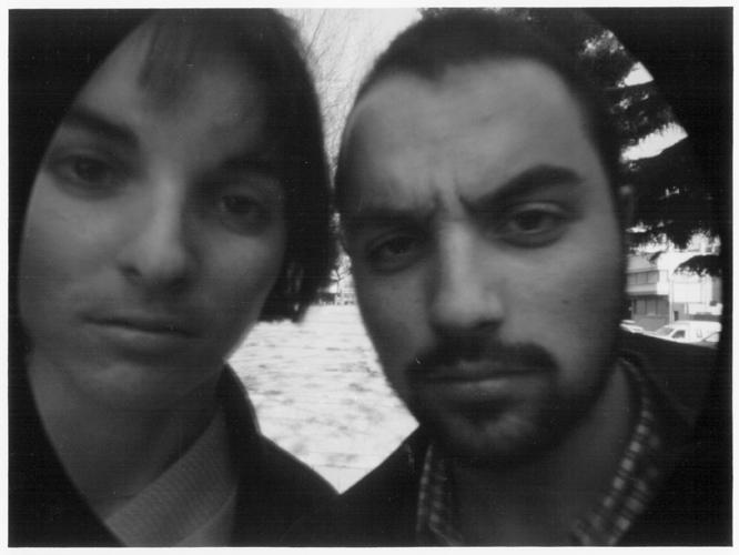 Santi & Carmen. Barcelona 1986
