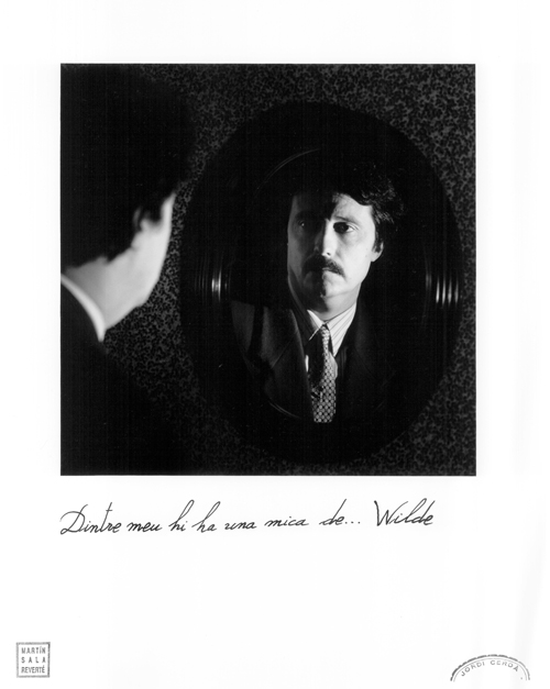 Inside me there is a bit of Wilde