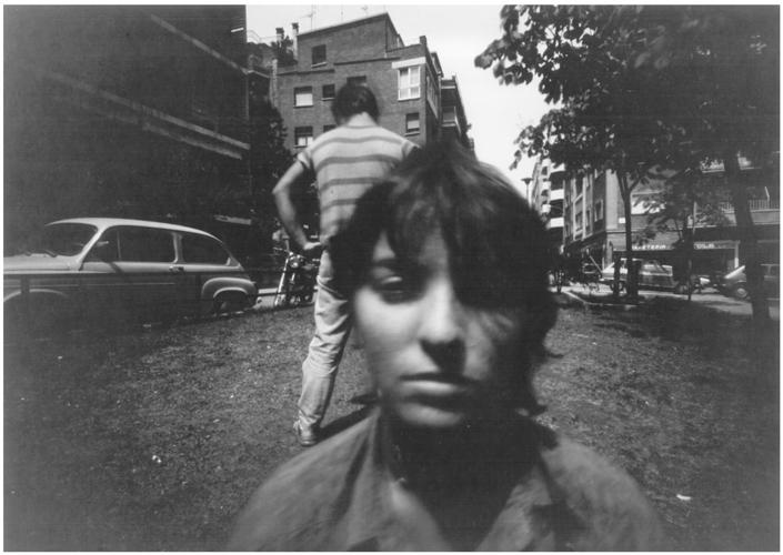 Maria ¨Carmen. Barcelona 1986