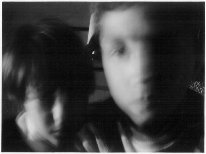 Diego y Luis. Martorell 1987